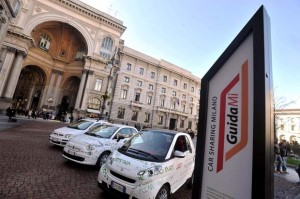 car sharing Milano